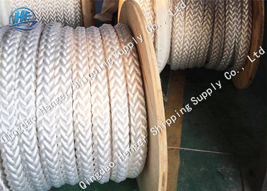Nylon Pp Polyester Marine Mooring Rope Marine Dock Lines For Fishing Boat